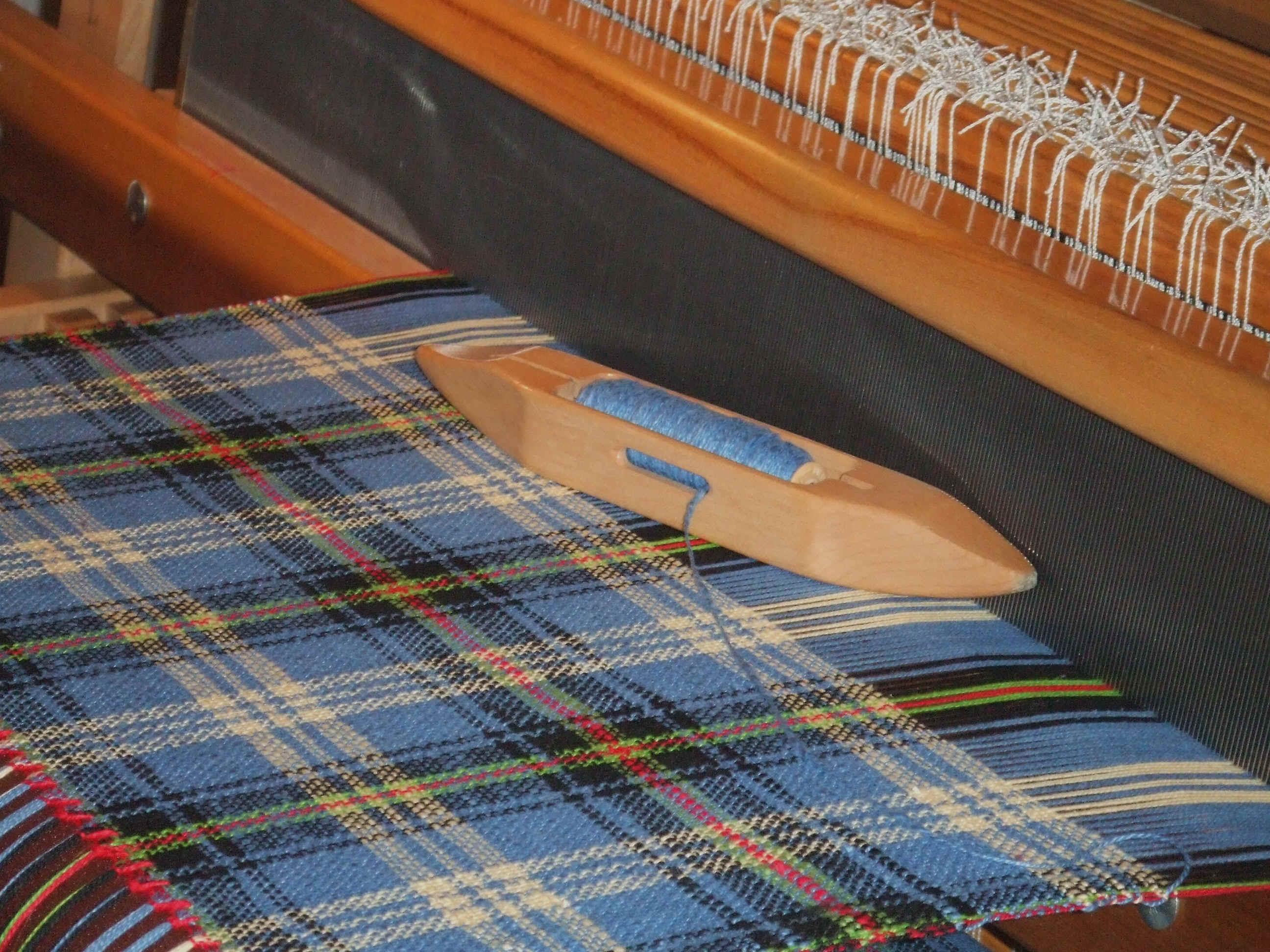 Taste Of Tartan Handwoven Scottish Clan Tartan Products